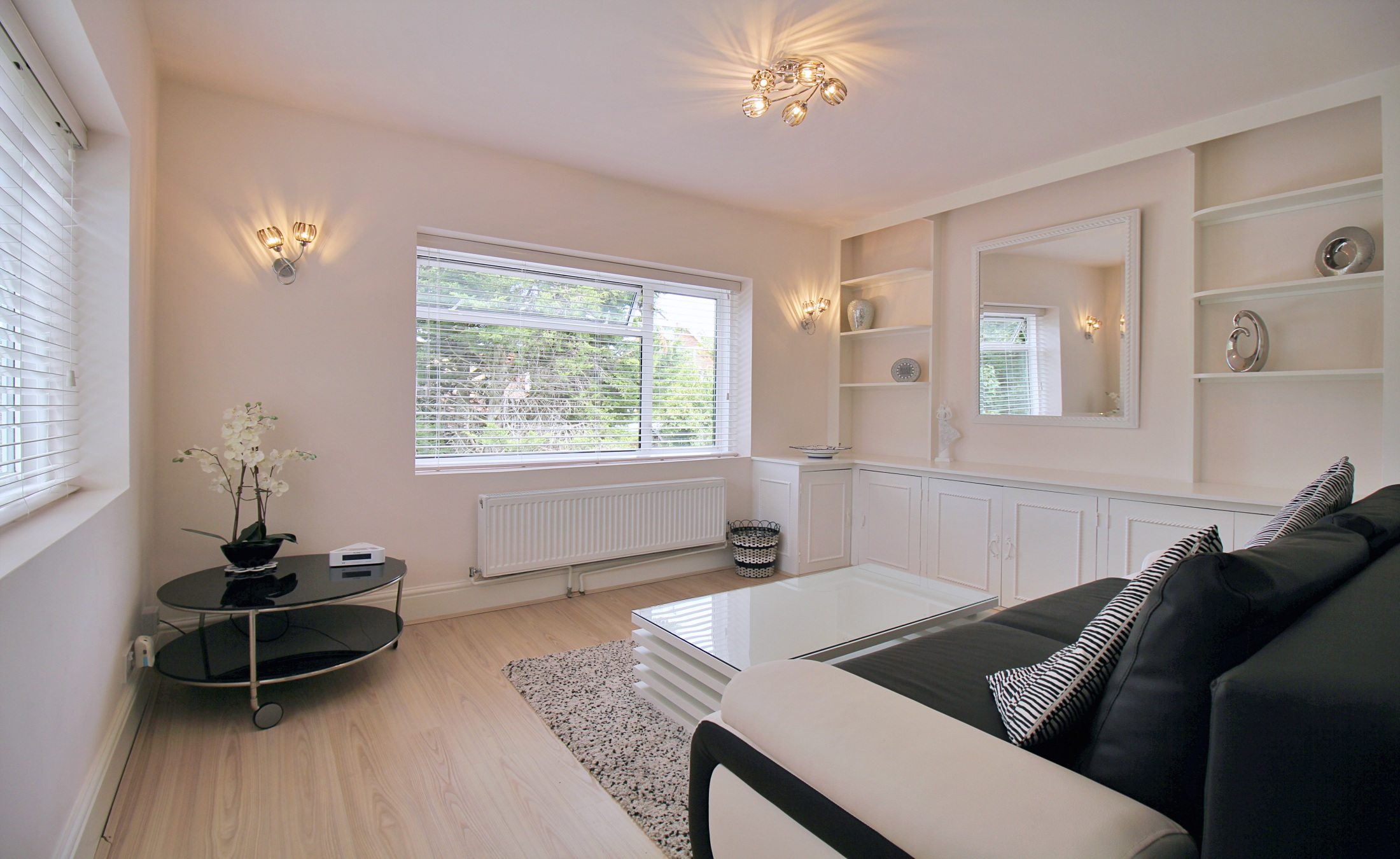 One Bedroom Apartment – West London W3